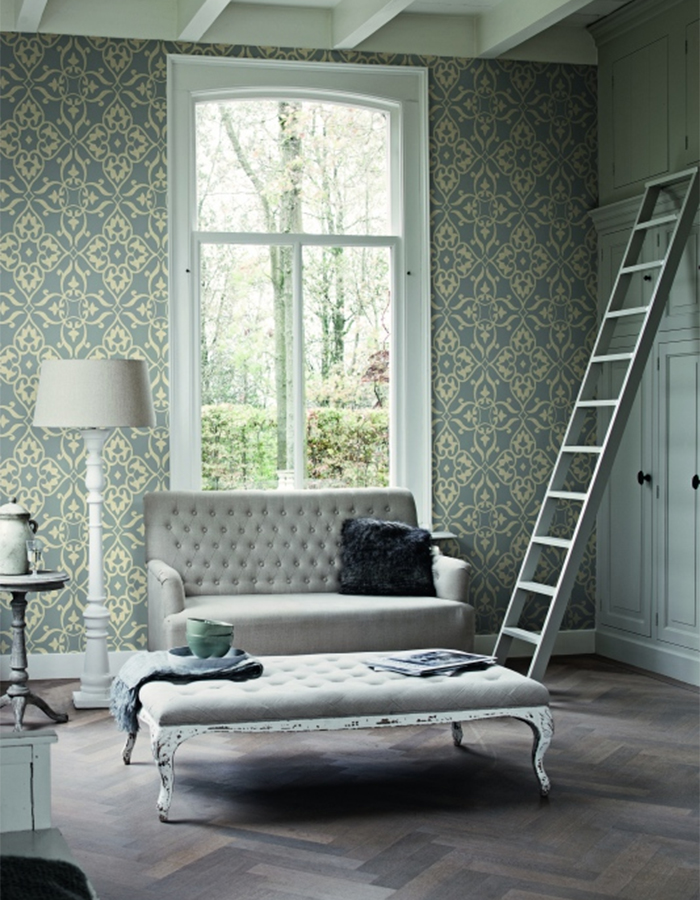How To Choose Wallpaper To Create Space For Your Home