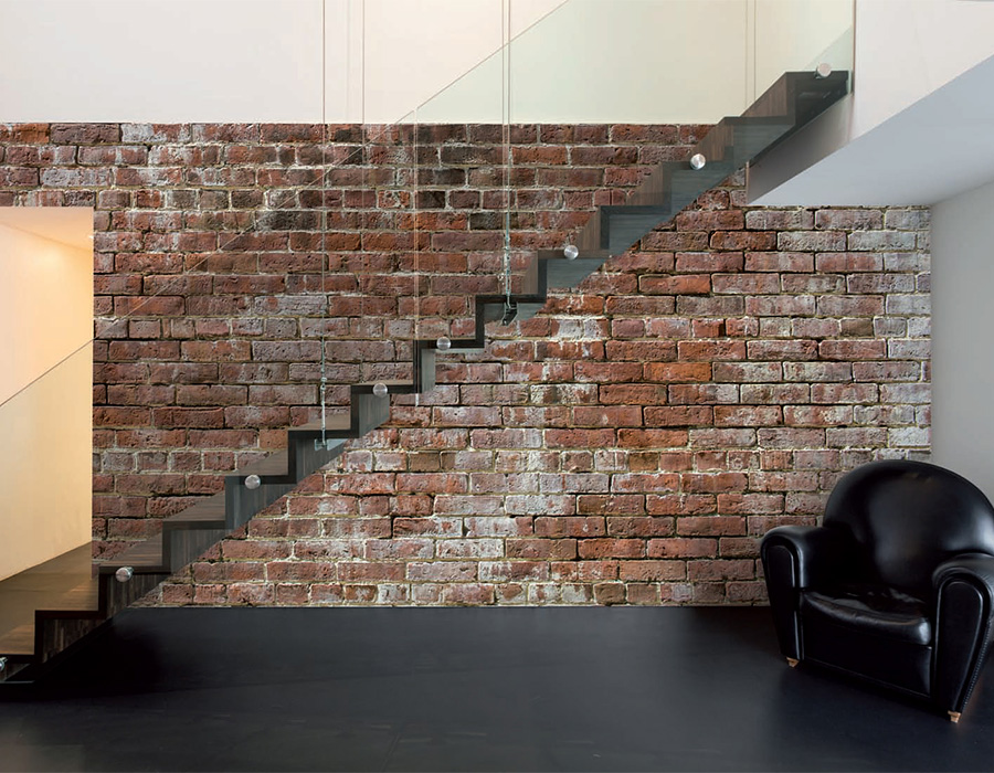 faux brick wallpaper9 - photo #10