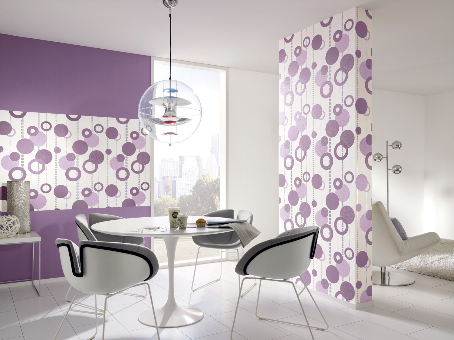 What You Need To Know About Wallpapering Feature Walls