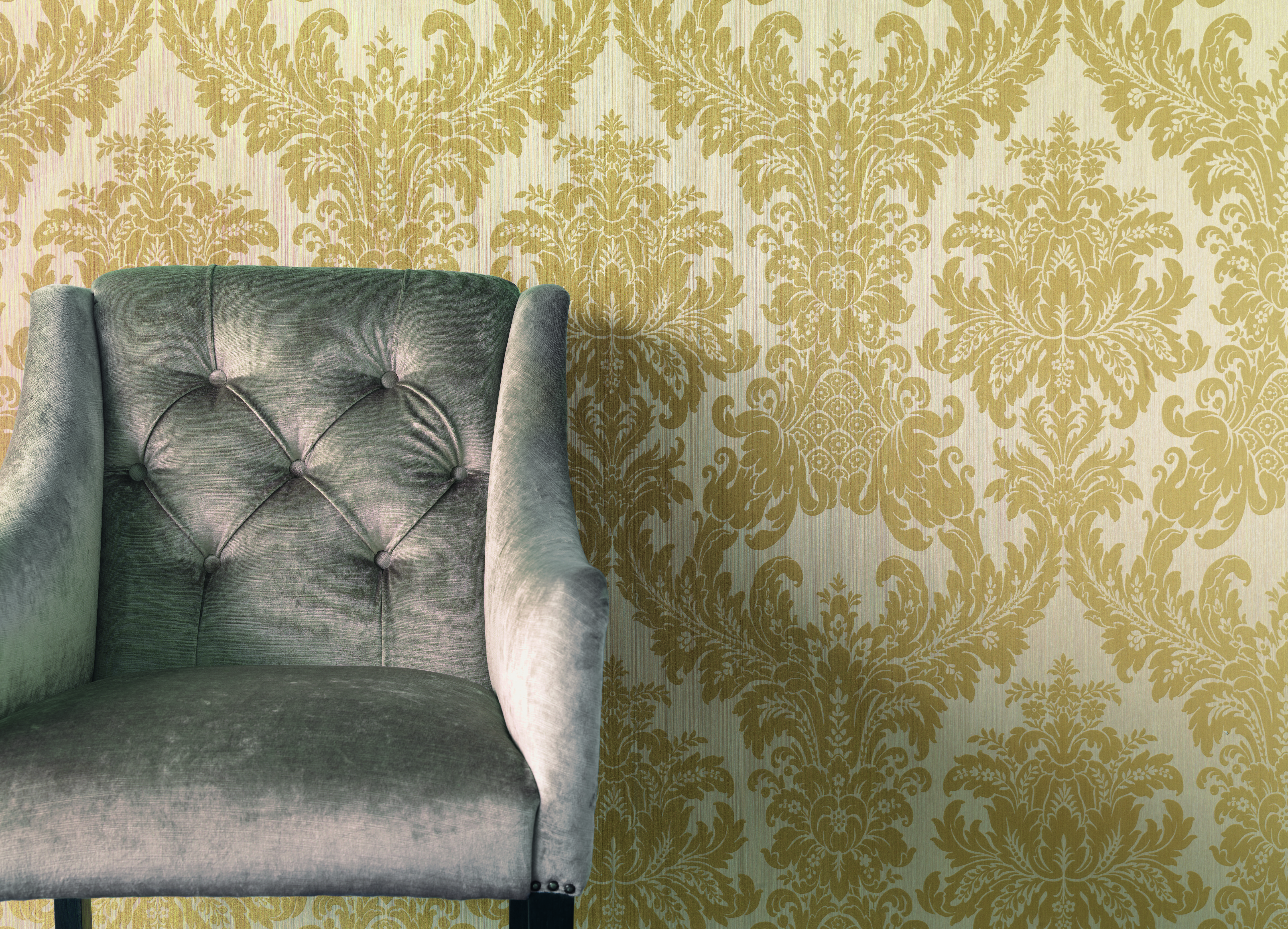 All You Need To Know About Wallpaper In A Living Room